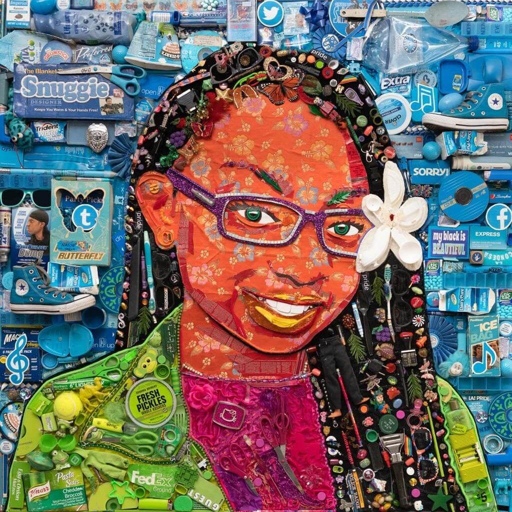Mosaic Artwork for Nasje